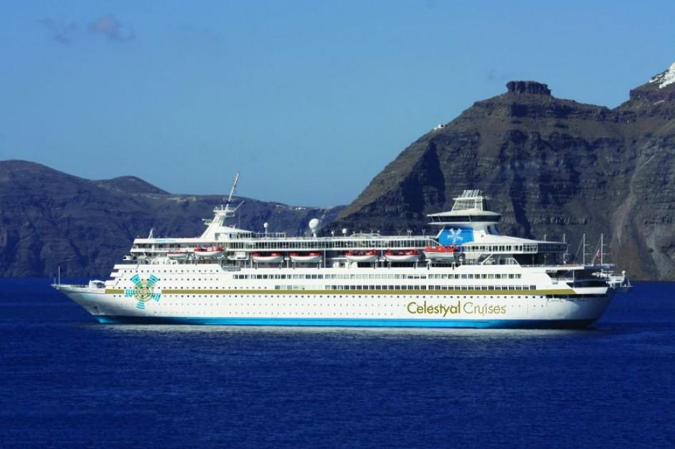 STOP SALE Круиз Пет Гръцки острова и Турция с круизния кораб Celestyal Crystal